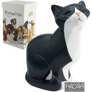 My Pedigree Pals Black & White Cat Sitting