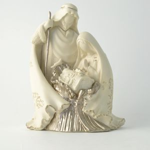 Natures Poetry Nativity Figurine