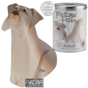 My Pedigree Pals Schnauzer Figurine