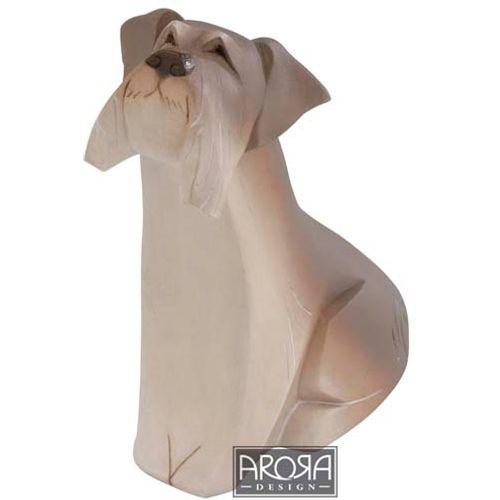 Arora Design My Pedigree Pals Schnauzer Dog Figurine