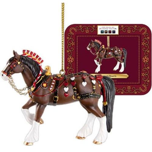 The Trail of the Painted Ponies - King of Hearts Hanging Ornament