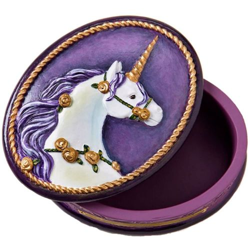 The Trail of the Painted Ponies - Wish Upon A Star Trinket Box