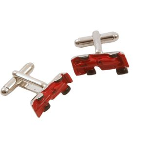 Formula 1 Racing Car Cufflinks