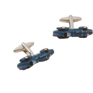 Bluebird Land speed Racing Car Cufflinks