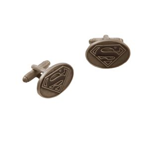 Superman Man of Steel Cufflinks
