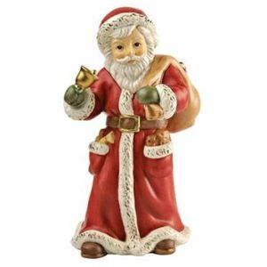 Goebel Santa Figurine - Tomorrow Children You Will Be Surprised