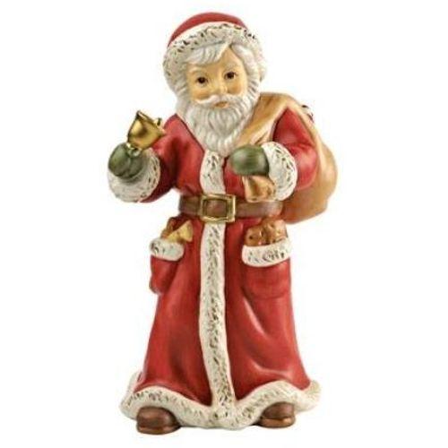 Goebel Santa Figurine - Tomorrow Children You Will Be Surprised