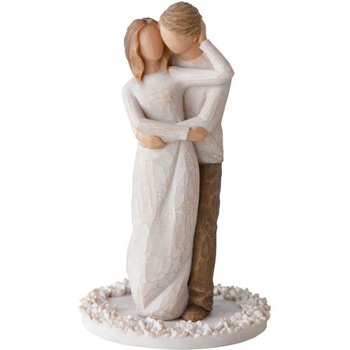 Willow Tree Together Cake Topper Figurine 27162