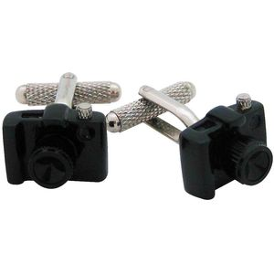 SLR Digital Camera Cufflinks