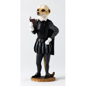 Country Artists Magnificent Meerkats William Figurine