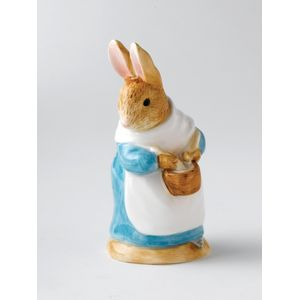 Beatrix Potter Mrs Rabbit Classics Figurine