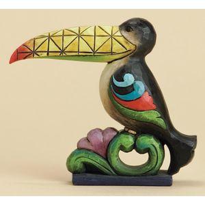 Heartwood Creek Toucan Mini Figurine