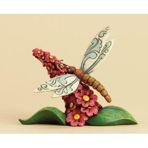 Heartwood Creek Dragonfly Mini Figurine