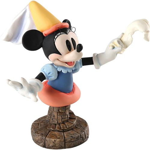Disney Minnie Mouse Bust Statue  NEW  4032475