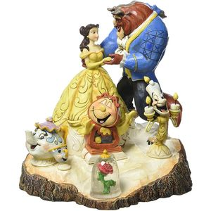 Disney Traditions Tale as Old as Time (Beauty & Beast) Figurine