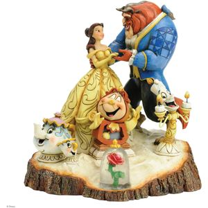 Disney Traditions Tale as Old as Time Beauty & Beast