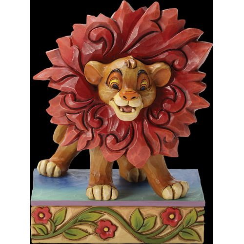Disney Traditions Simba from Lion King Figurine Ref: 4032861