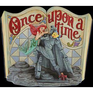 Disney Traditions Storybook Figurine - Undersea Dreaming (Little Mermaid)