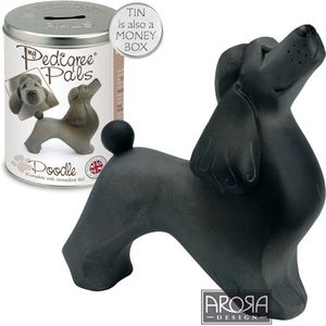 My Pedigree Pals Black Poodle Figurine