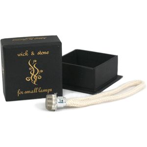Ashleigh & Burwood Replacement Wick & Stone: Small Lamp