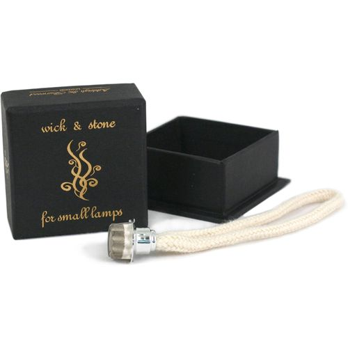 Ashleigh & Burwood Replacement Wick & Stone: For Small Premium Fragrance Lamp