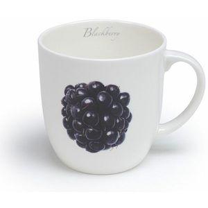 Heath McCabe Blackberry Fine Bone China Mug