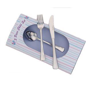 Arthur Price Ktichen Cherish 3 Piece Childs Cutlery Set