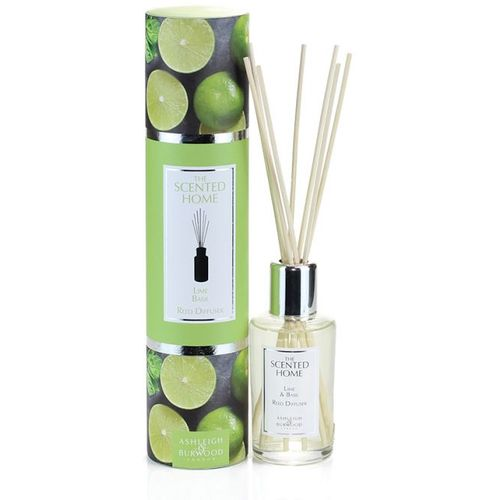 Ashleigh & Burwood The Scented Home Reed Diffuser 150ml - Lime & Basil
