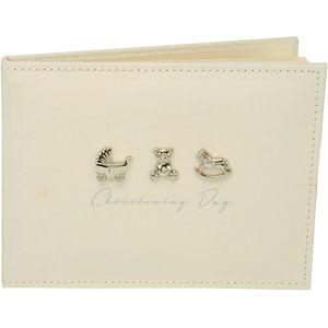 Bambino Christening Day Guest Book