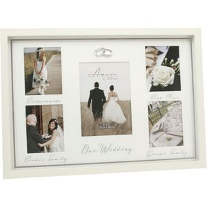Juliana Amore Wedding Photo Frame Bridesmaids/Best Man