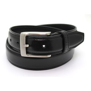 Full Grain Padded Centre Leather Belt (35mm)