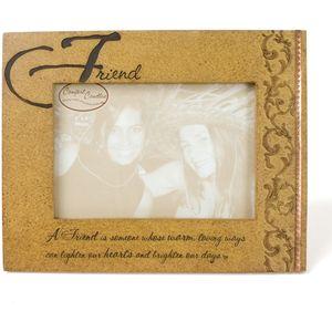 "Friendship Photo Frame 6x4"""