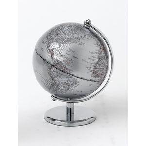 Small Silver Globe