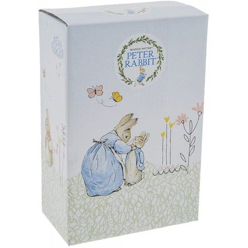 Beatrix Potter Peter Rabbit Ceramic Money Bank - Peter Rabbit Running