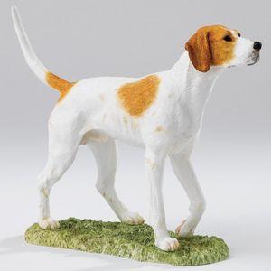 Border Fine Arts Studio Foxhound (Tan & white)