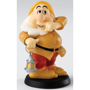 Disney Enchanting Seven Dwarfs Figurine - Sneezing Dwarf (Sneezy)