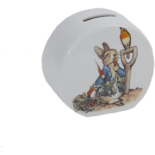 Reutter Porcelain Beatrix Potter Peter Rabbit  Money Box 62.085/0