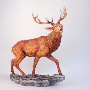 Border Fine Arts Contemporary Classics Stag Figurine