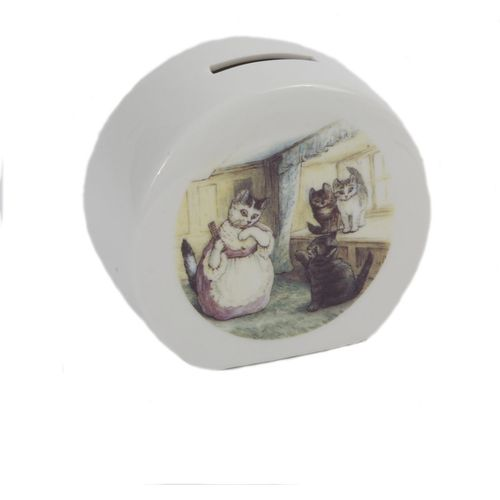 Beatrix Potter Tabitha  Money Box 62.085/0