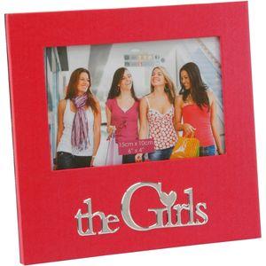 "Celebrations Girl Talk Paperwrap Photo Frame 6"" x 4"""