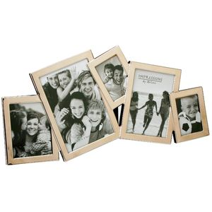 Multi Aperture Photo Frame - 5 Apertures