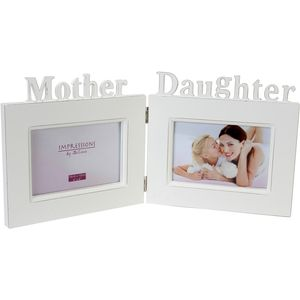 Mother & Daughter Double Photo Frame