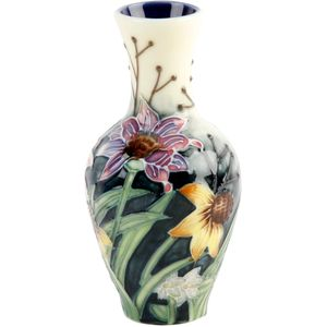 Old Tupton Ware Summer Bouquet Vase 4""