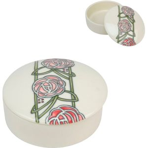 "Old Tupton Ware Mackintosh Collection - Trinket Box (4.5"")"