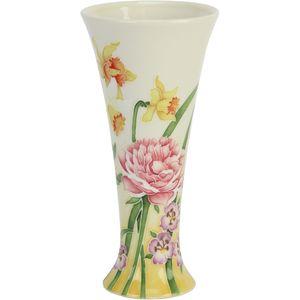 "Old Tupton Ware Sunshine pattern Vase 8"""
