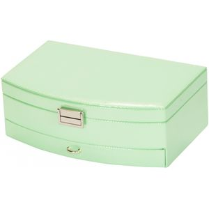 Misty Green Gemma Jewellery Box Case