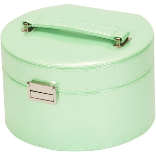 Mele & Co Leatherette Jewellery  Case - Misty Green Gina