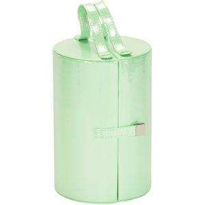 Mele & Co Leatherette Jewellery Case - Misty Green Gracie