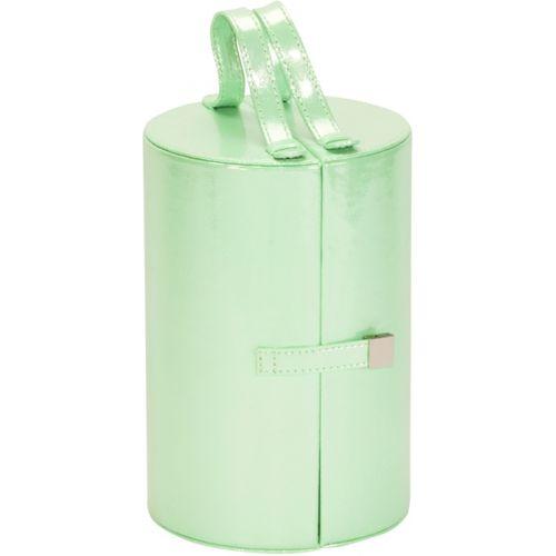 Mele & Co Leatherette Jewellery  Case - Misty Green Gracie