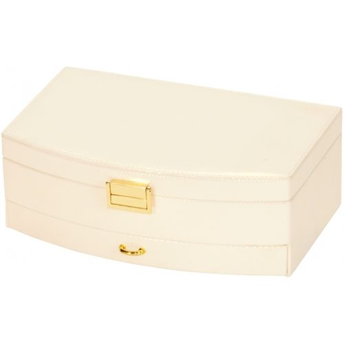 Mele & Co Leatherette Jewellery Box  - India Golden Pearl